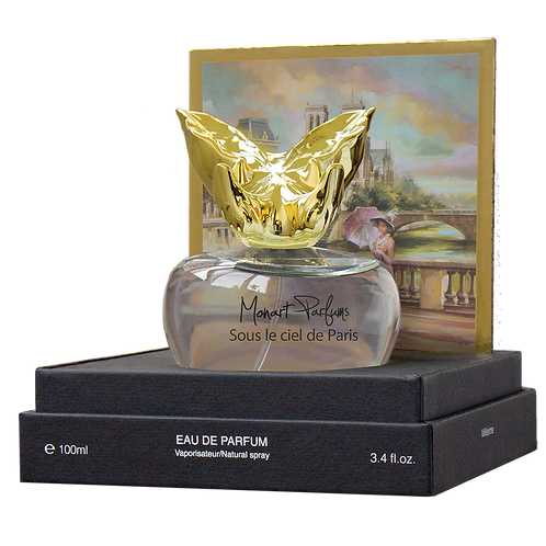 MONART PARFUMS - Sous le ciel de Paris - Edp 100 ml