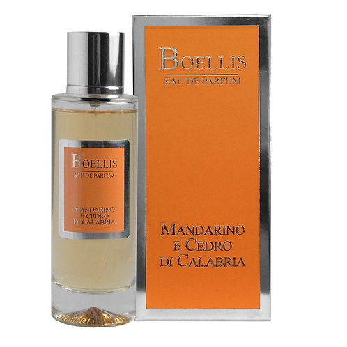 BOELLIS - MANDARINO E CEDRO DI CALABRIA EDP 100 ML