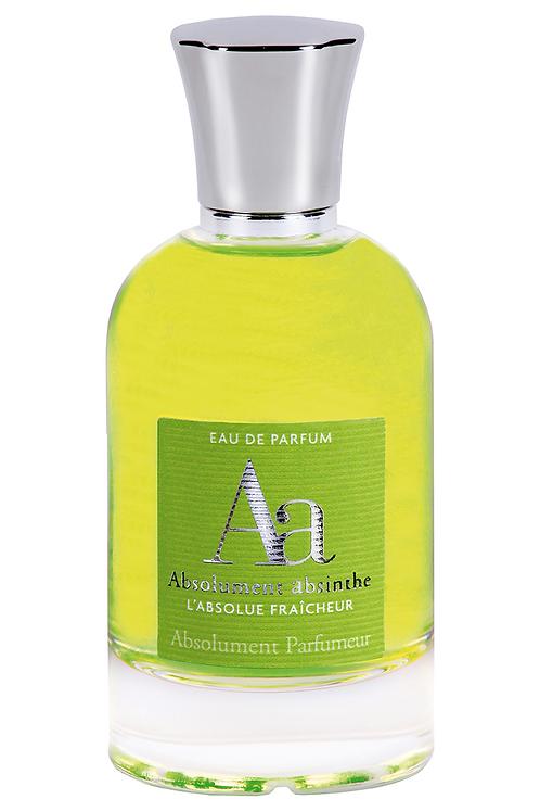 ABSOLUMENT PARFUMEUR - ABSINTHE - EDP 100 ml - LUXURY EDITION