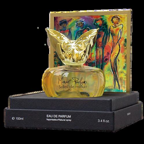 MONART PARFUMS - Soleil de minuit - Edp 100 ml