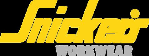Logo Snickers Workwear