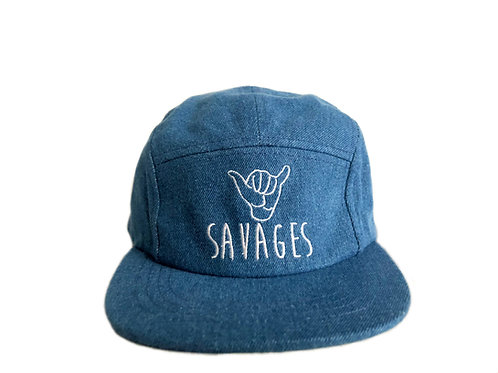 Shaka Cap Denim