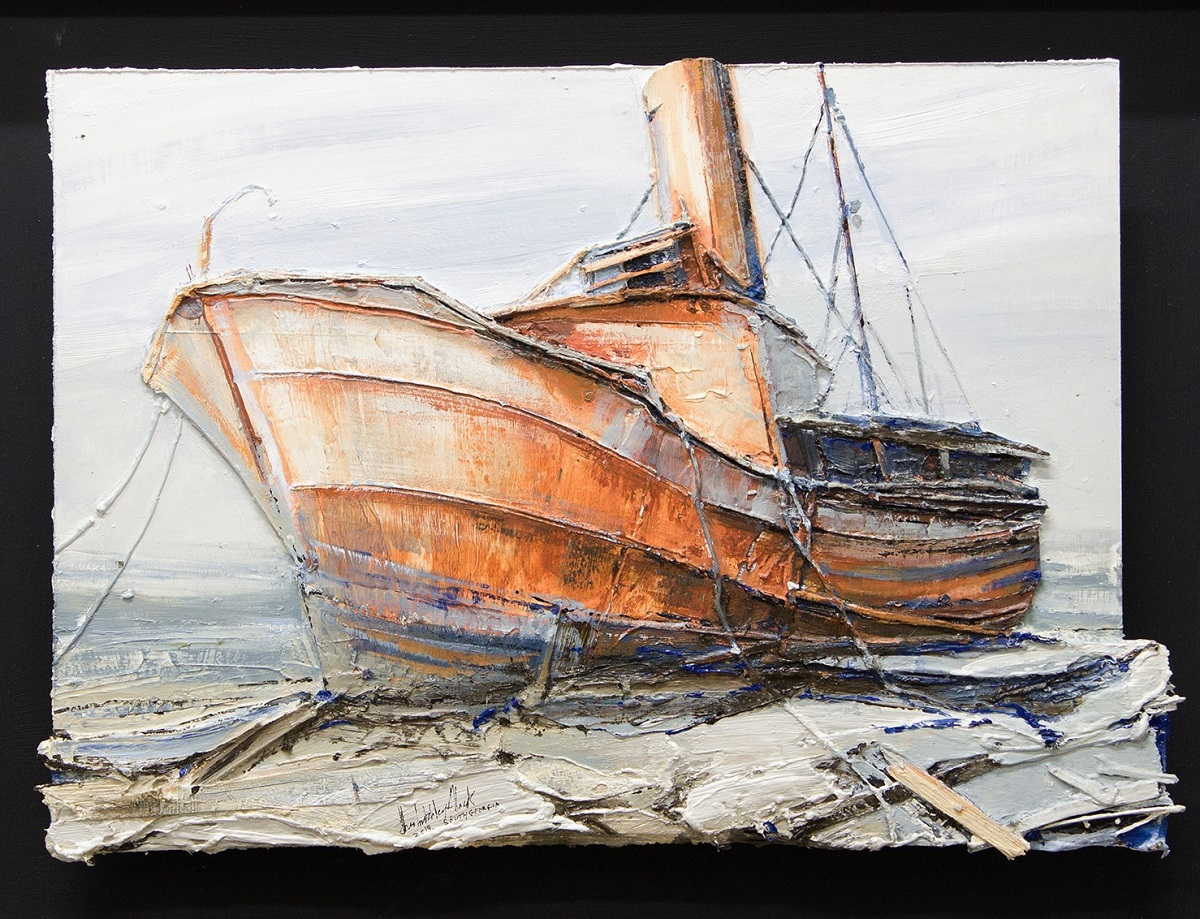 Theo Crutchley-Mack - Sealer Ship
