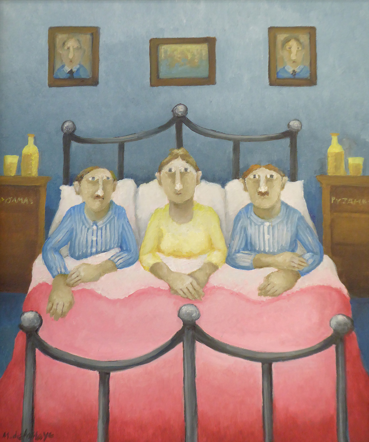 Muriel Delahaye - Mrs Ogmore Pritchard