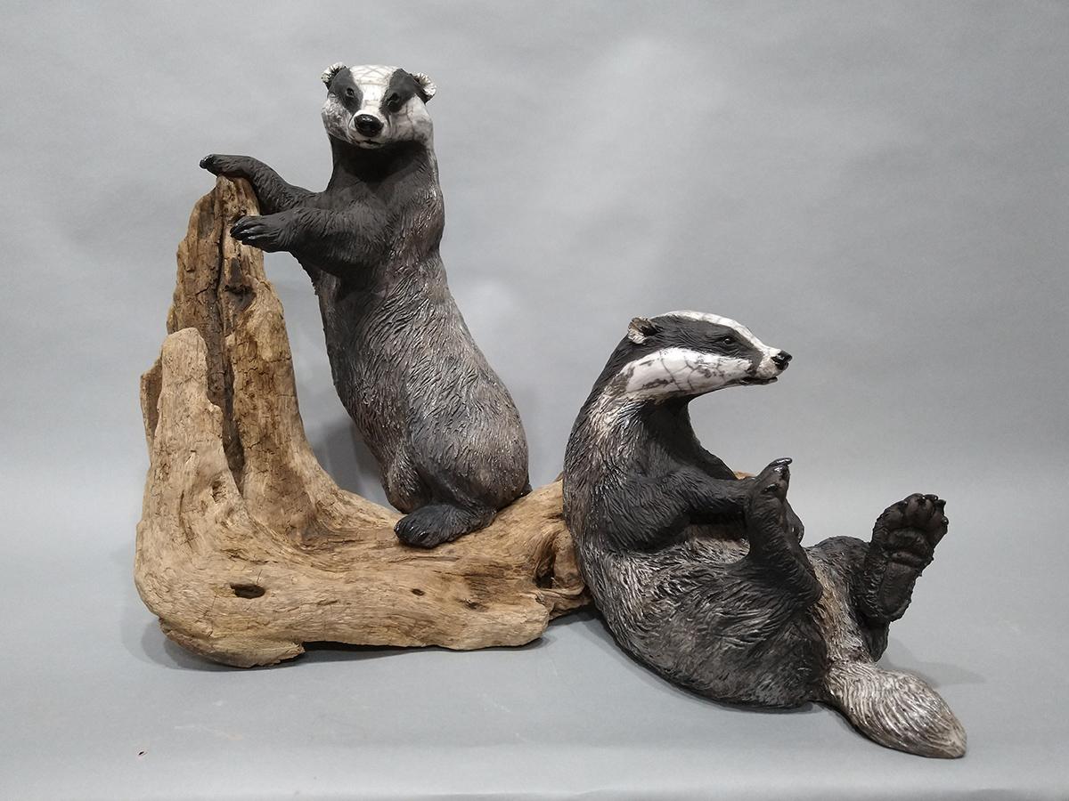 Sallie Wakley - Badgers