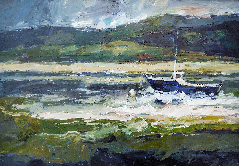 Wendy Murphy - Estuary