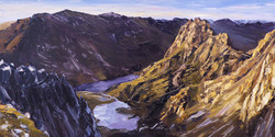 Aled Prichard Jones - Tryfan ar Carnedda