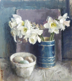 Andrew Douglas Forbes - Easter Week in the Studio '21