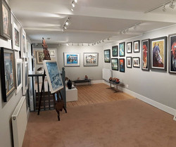 New gallery upstairs 2
