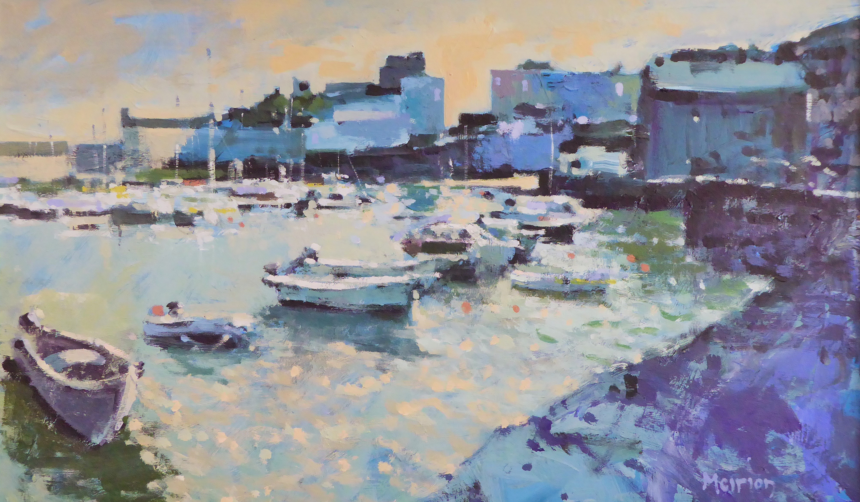 Meirion Jones - Tenby Harbour I