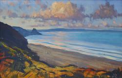 Thomas Haskett - Early Morning Light, Newgale
