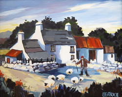Beatrice Williams - Welsh Wool