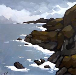 Stephen John Owen - Anglesey Coast