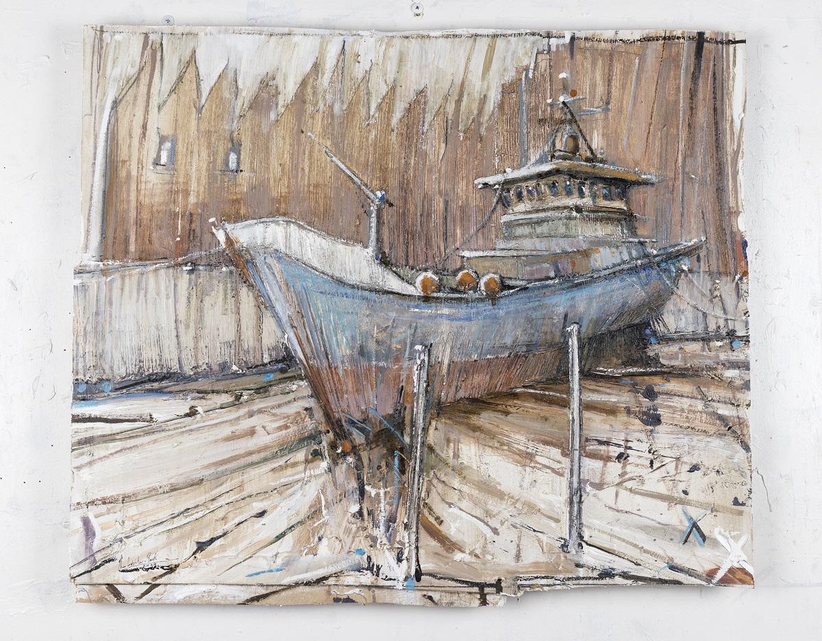 Ex-Trawler, Low Tide