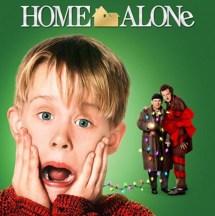 A Home Alone Christmas