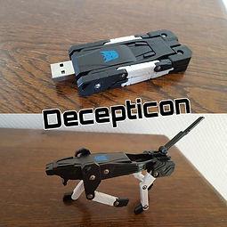 Clé USB Transformers Vente