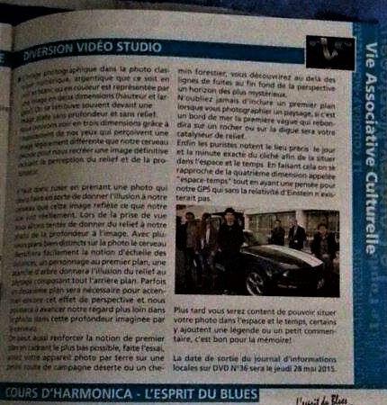Article Diversion Studio Barricade France