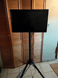 tv usb Stand Barricade France