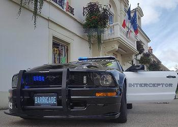 Barricade à Linas