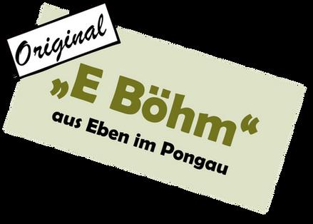 E-Böhm