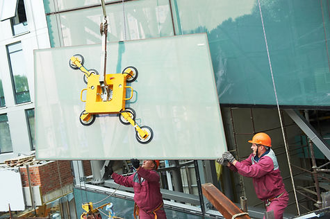 Installing a Large Glass Window