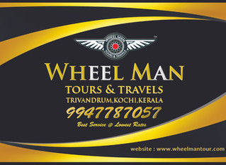 Wheel Man | Taxi Service | Wedding Luxury Car Rental in Trivandrum