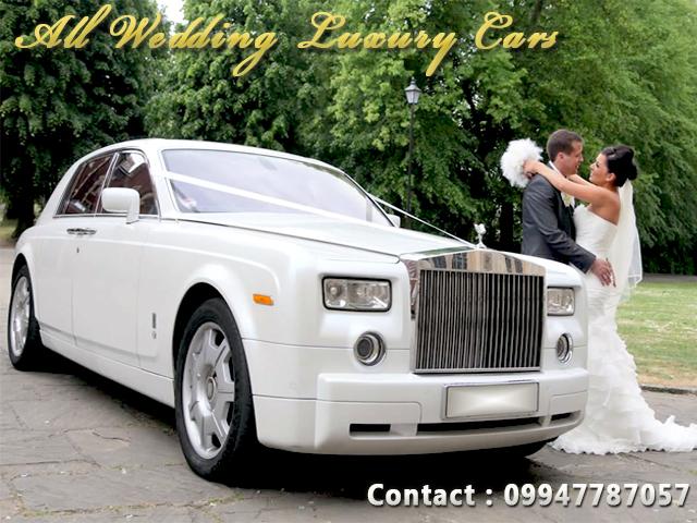 Wedding Luxury Cars In Trivandrum