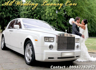Wedding Luxury Cars in Trivandrum | Wheel Man