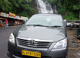 Innova Taxi Service in Kochi