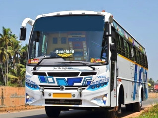 Tourist Bus Rental in Trivandrum
