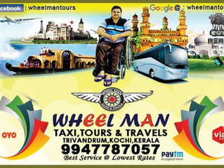 Taxi Service in Trivandrum