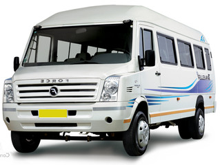 Force Traveller Rental in Trivandrum,Kochi,Kerala