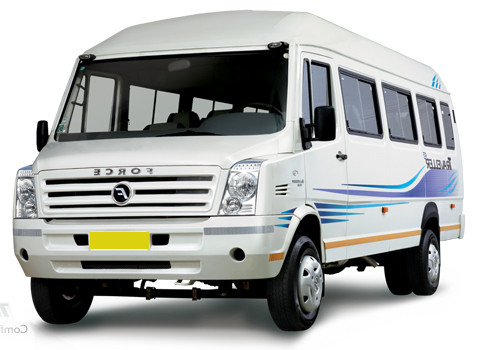 26 seat Force Traveller