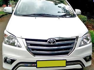 Innova Taxi Cab Service in Trivandrum,Kochi