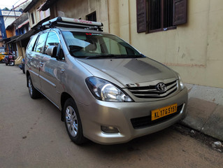 Kochi Innova Taxi Rental
