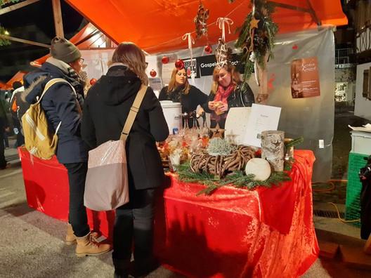 Weihnachtsmarkt Sachseln 2019