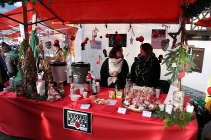Weihnachtsmarkt Sachseln 2018