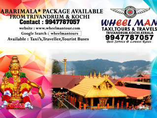 Sabarimala Package from Trivandrum
