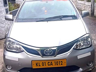 Toyota Etios Taxi Rental in Trivandrum