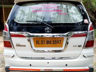Innova Taxi in Trivandrum