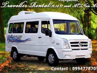 Traveller Rental in Trivandrum