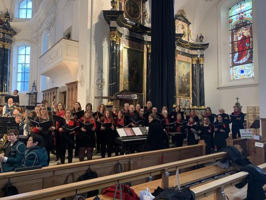 Weihnachtskonzert mit der Musikgesellschaft Alpnach