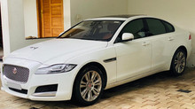 Jaguar XF Rental in Trivandrum