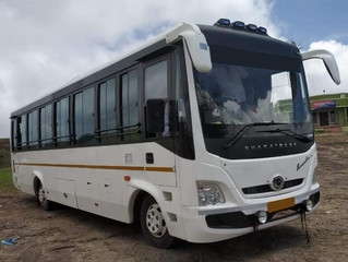 35 Seat Bharat Benz AC /Non AC Rental in Trivandrum