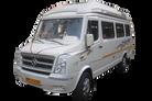 Force Tarveller Rental in Cochin