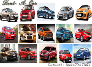 Rent-A-Car without Driver in Trivandrum