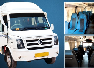 Force Traveller Coach Rental,Trivandrum,Kochi