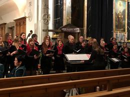 Weihnachtskonzert 2019 mit der Musikgesellschaft Alpnach