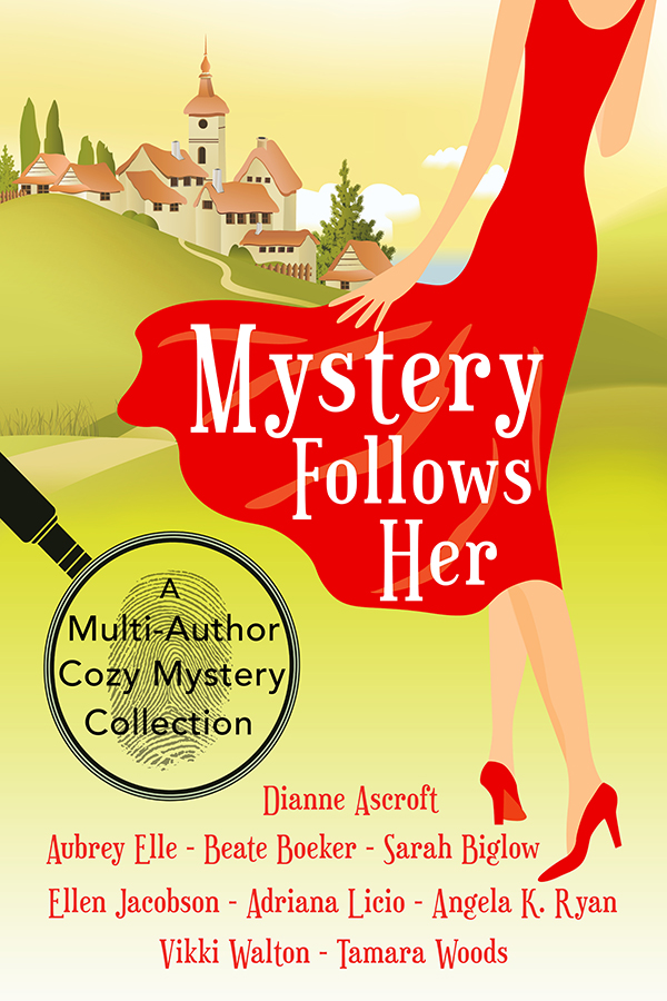 Mystery Follows Her Anthology