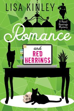 RomanceAndRedHerringsFACEBOOK_DLRCoverDe